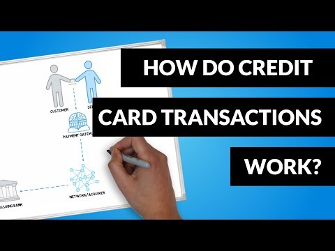 How Do Credit Card Transactions Work?