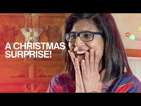 University of Glasgow: A Christmas Surprise