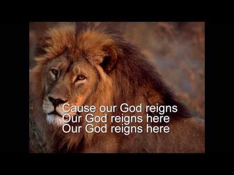 our God reigns here - John Waller