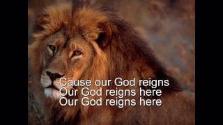our God reigns here - John Waller