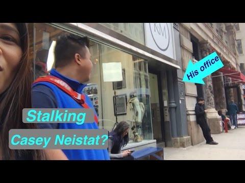 STALKING CASEY NEISTAT | PINOY SA NEWYORK |  KALOKANG USAPANG PRESIDENTE WITH AYEN
