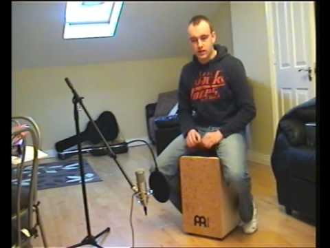 How to Tune a Cajon - Quick Guide (Meinl Headliner Cajon - Sound Adjustment - Tuning - Review