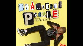 Chris Brown - Beautiful People (JEarle Dubstep Remix)