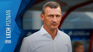 Trener Dariusz Żuraw po meczu z Piastem Gliwice