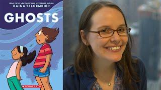 "Raina Telgemeier on ""Smile"" and ""Sisters"" | Book Expo America 2016"