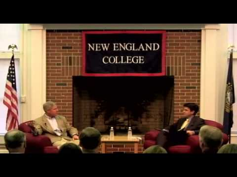 Jeff Boyd talks about Liberal Arts Education at New England College