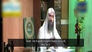 Najjednostavniji i najbrži nacin lijecenja uroka, sihra i džinskog nasrtaja Kur'anom