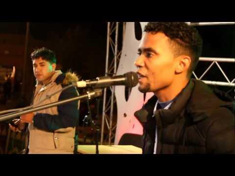 Festival Bouanane  YOUNES BOULMANI  Party  2  HD  مجموعة المحبة  في مهرحان بوعنان   2017