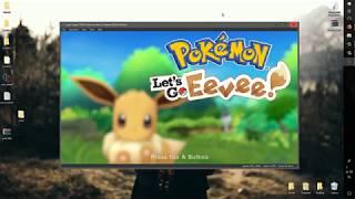 Download Pokemon Let's Go on PC [ita]
