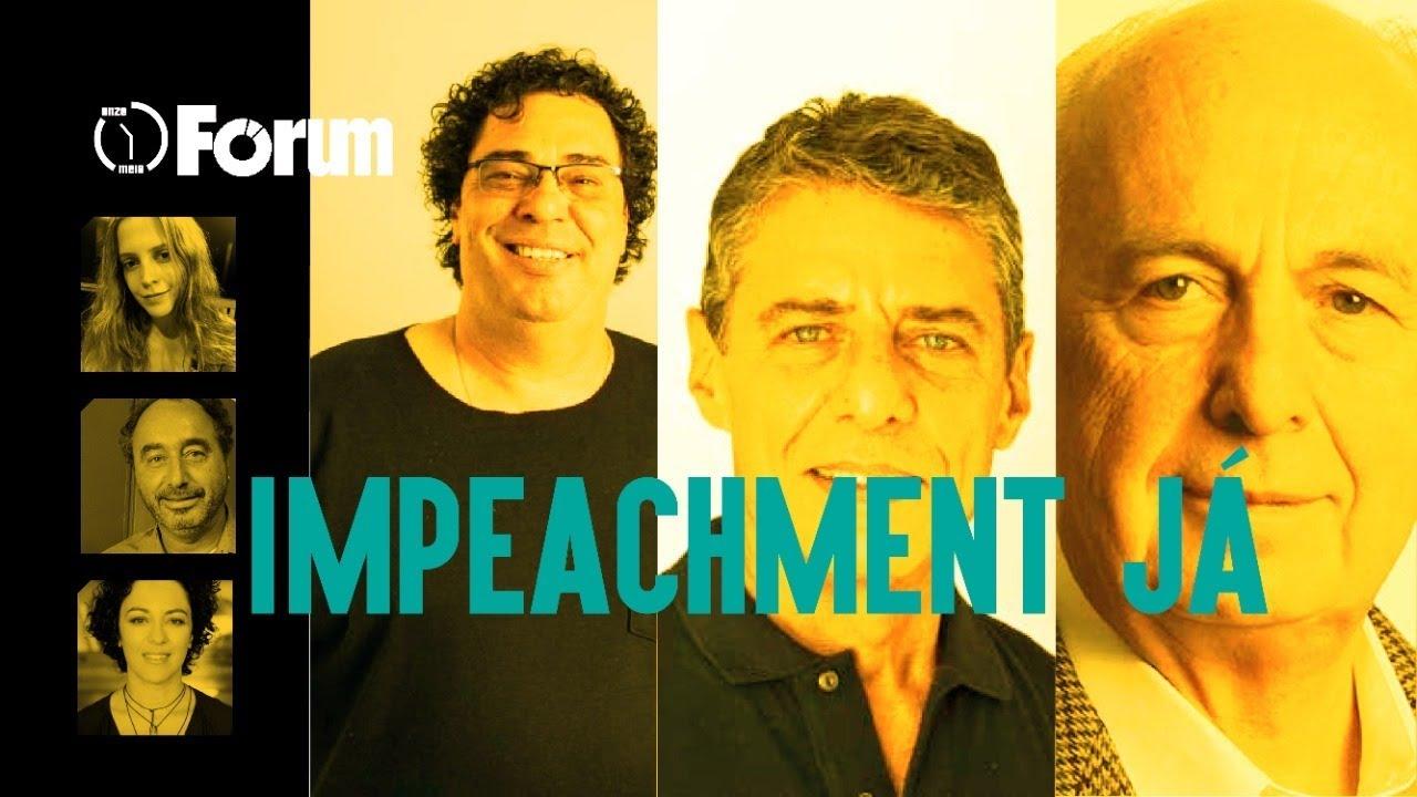 CASAGRANDE, CHICO BUARQUE e BRESSER PEREIRA assinam mais um pedido de impeachment contra BOLSONARO