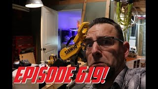 Episode 619! Fish Room Tour and Behind the Scenes Aquariums! thumbnail