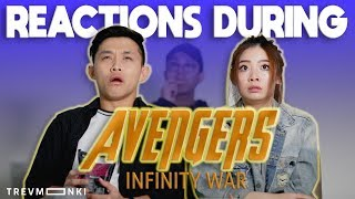 15 Types of Reactions during Avengers: Infinity War (Spoilers!)