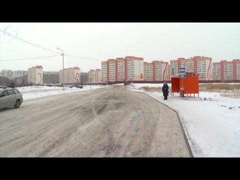 """В жилом комплексе """"Матрёшкин двор"""" перенесли конечную остановку и запустили новые маршруты"""