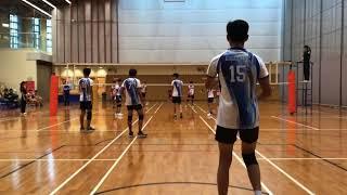 Publication Date: 2017-10-14 | Video Title: 2017-10-14 男子排球學界 新會商會陳白沙紀念中學v