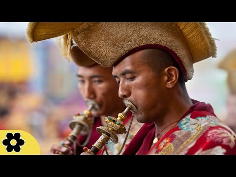 Tibetan Meditation Music, Soothing Music, Relaxing Music Meditation, Binaural Beats, ✿2401C