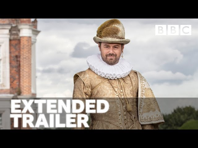 Danny Dyer's Right Royal Family   EXTENDED TRAILER - BBC