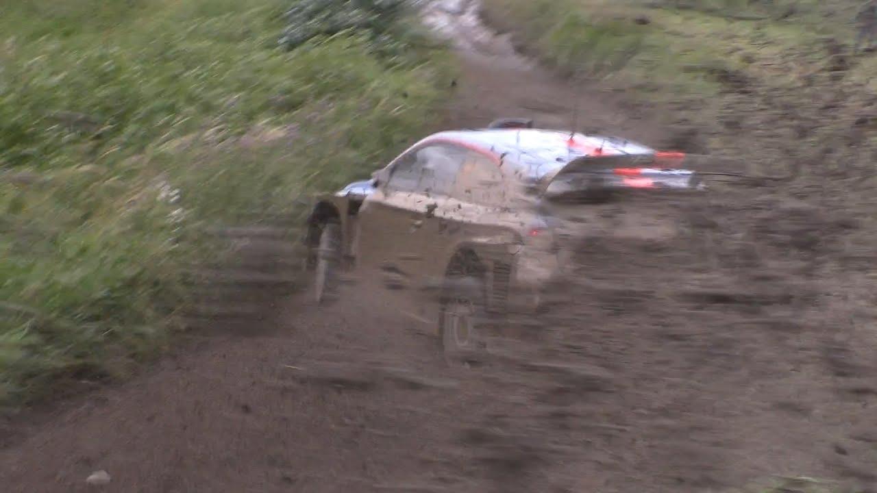 WRC Rally Poland 2017 [Kupchuck Records]