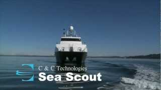 Aluminum catamaran workboat survey vessel