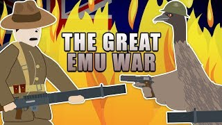 The Great Emu War, 1932 (Weird Wars)