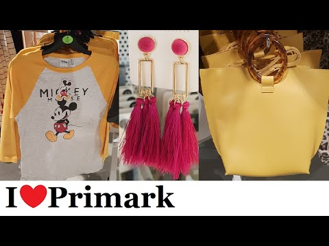 a95b3bb6252 Everything New at Primark January 2019