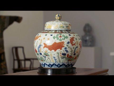 The Wucai Fish Jar – A Gem of the Eastern Renaissance