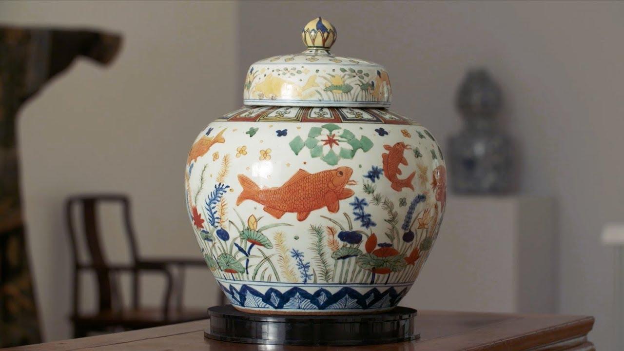 The wucai fish jar a gem of the eastern renaissance youtube the wucai fish jar a gem of the eastern renaissance reviewsmspy
