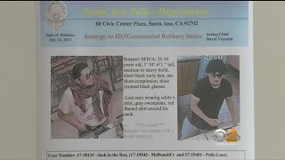 Are A Pursuit In Riverside And Fast Food Robberies In OC Linked? thumbnail