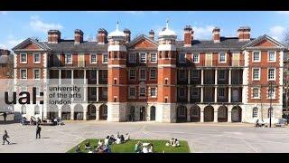 Обучение в Англии -  University of the Arts London