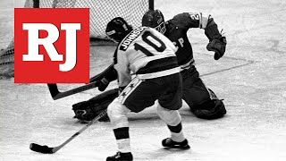 Miracle on Ice center Mark Johnson reflects on the 1980 Winter Olympics