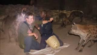Etiopia, Harrar i dzikie hieny