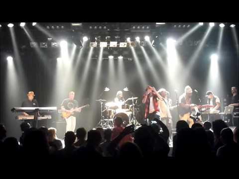 Junior Kenna & the Rude Cut band live @ Reggae Central, Dordrecht,Holland 20 08 2016