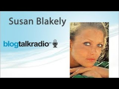 Entertainment - Susan Blakely Interview (Part 2 of 2)