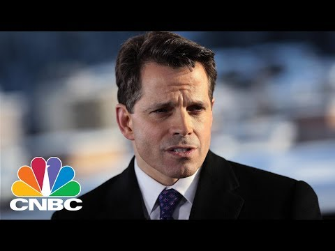 Anthony Scaramucci Discusses How Gary Cohn's Resignation Affects Markets | CNBC