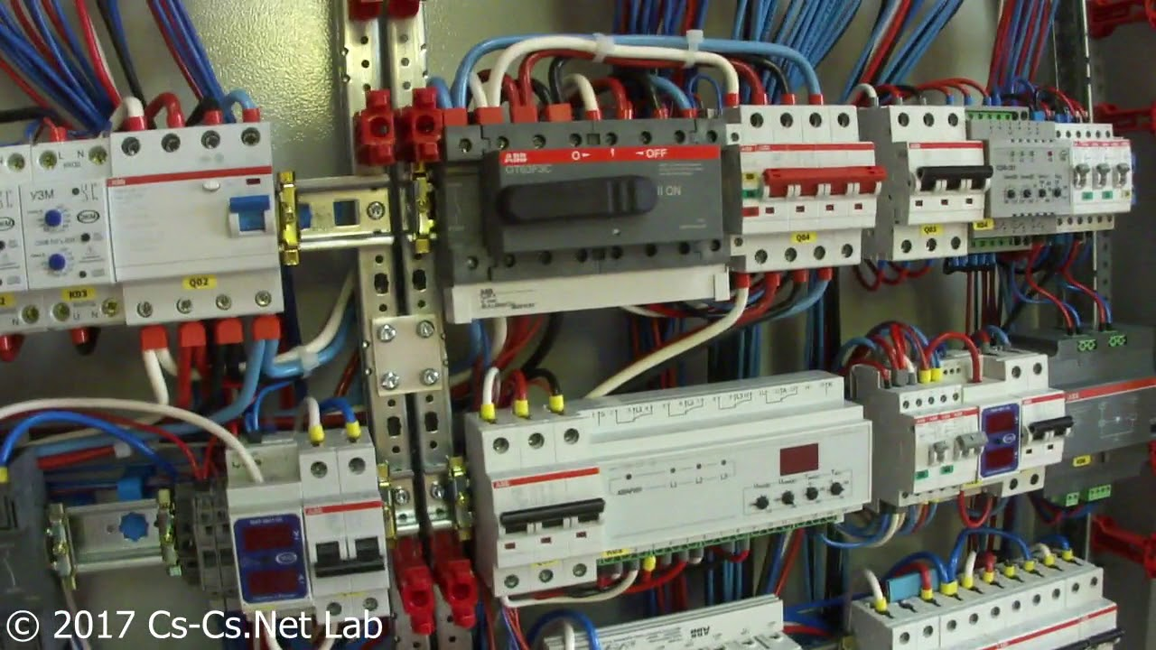 Cs-Cs: Щит TwinLine с IPM АВР для Поварово (внутри)