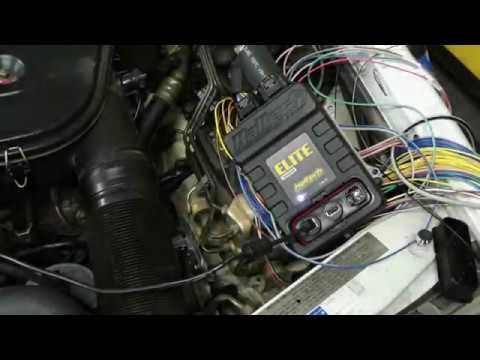 Mercedes M104 Haltech elite 1000 trigger by GP Tech