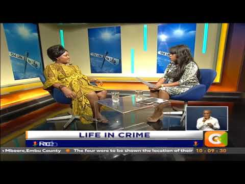 Citizen Weekend | Life in Crime, Speaking to the Late Matheri's wife