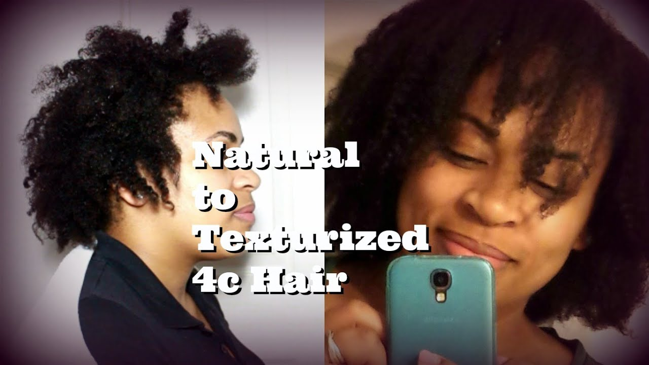 Natural Texturizer Hair