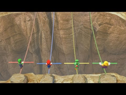 Mario Party 8 - DK's Treetop Temple - Party Mode