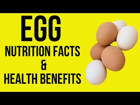 Top 10 Nutrition Facts and Health Benefits of Egg