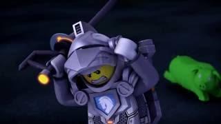 Lego nexo knights film svenska