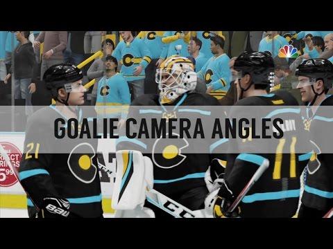 NHL 17 Goalie Tips – Best Camera Angles
