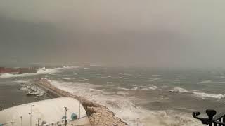 Allerta meteo a Napoli 29 ottobre 2018