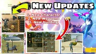 New Character RAFAEL, New Weapon HOOK GUN , New Big Update - Garena Free Fire