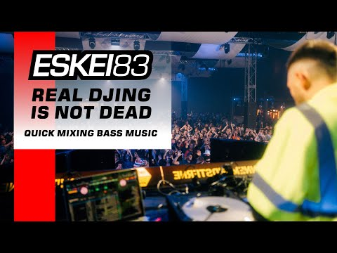 ESKEI83 Quick Mixing Bass Music Live At SMS Festival W/ Tracks By Skrillex, Gammer & GTA