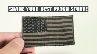 Share Your Best Patch Story! | $5 Mystery Patch Package | AIRSOFTGI.COM