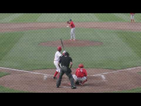 Highlights: Baez Hits Walk-off Double, Auburn Doubledays Top Williamsport Crosscutters In 11 Innings