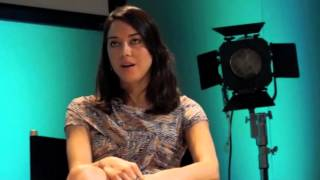 Aubrey Plaza talks about her movie