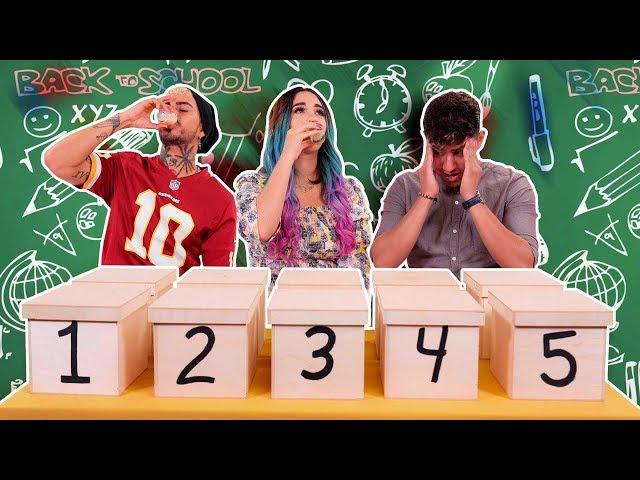 YouTubers VS Preguntas de Primaria