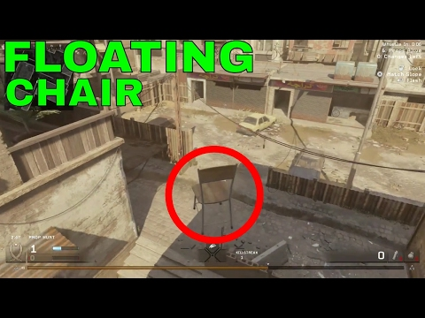 Call Of Duty: Prop Hunt - FLOATING CHAIR!!!