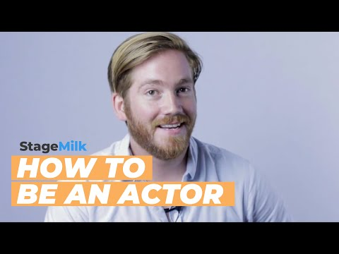 How to Become an Actor (The Steps to Becoming a Better Actor)